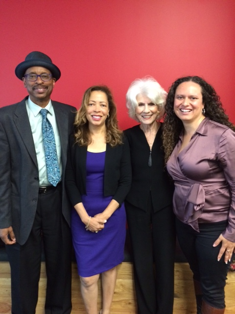 Diane Rehm appearance September 2014